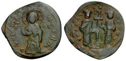 Ancient Coins - Byzantine Empire. Constantine X Æ Follis
