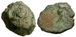 Ancient Coins - Ptolemaic Kings of Egypt. Ptolemy IV Philopator (222-205/4 BC) Æ Chalkous