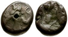 Ancient Coins - Persia, Achamaenid Empire, Xerxes II to Artaxerxes II AR Siglos