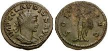Claudius II Gothicus Æ Antoninianus / Sol