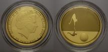 World Coins - Australia. Royal Australian Mint. 2007 $25 Kangaroo at Sunset Gold Proof