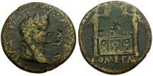 Augustus Æ Semis / Altar of Lugdunum