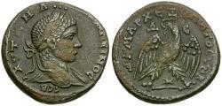 Ancient Coins - Elagabalus. Seleucis and Pieria. Antiochia ad Orontem Æ Tetradrachm