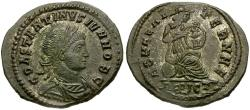 Ancient Coins - Constantine II Æ3 / Eros Mintmark