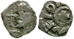World Coins - France. Merovingians. Nemfidius, Patriarch of Provence AR Denier