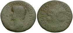 Ancient Coins - Tiberius Æ AS