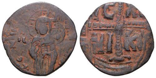 Ancient Coins - F+/F+ Anonymous Class C Follis