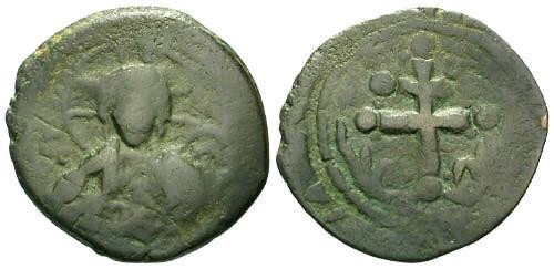 Ancient Coins - gF/gF Anonymous Class H Follis