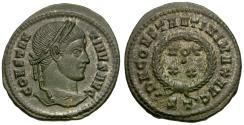 Ancient Coins - Constantine I the Great (AD 306-337) Æ3 / Votive