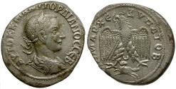 Ancient Coins - Gordian III. Seleucis and Pieria. Antioch AR Tetradrachm / Ram