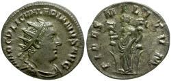 Ancient Coins - Valerian I AR Antoninianus / Fides