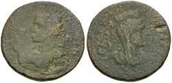 Ancient Coins - Gordian III (AD 238-244). Cilicia. Tarsus Æ35 / Tyche