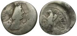 Ancient Coins - 69 BC - Roman Republic. Marcus Plaetorius Cestianus AR Denarius