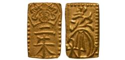 World Coins - Japan. Shogunate. Manen era EL Ni Shu (2 Shu).