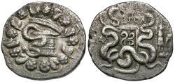 Ancient Coins - Lydia. Tralles.  Cistophoric AR Tetradrachm / Dionysos