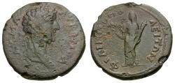 Ancient Coins - Commodus. Thrace. Philippopolis Æ25 / Demeter