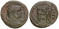 Ancient Coins - Constantius I (AD 293-306) Æ Antoninianus