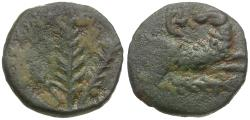 Ancient Coins - Seleucis and Pieria. Antioch Æ11 / Ram