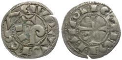 World Coins - France. Provincial. Toulouse. Raymond V-VII AR Obol
