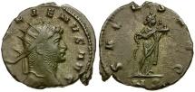 Ancient Coins - Gallienus Æ Antoninianus / Salus