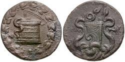 Ancient Coins - Lydia. Tralles. Cistophoric AR Tetradrachm / Bull