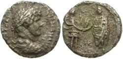 Ancient Coins - Hadrian (AD 117-138). Egypt. Alexandria BI Tetradrachm