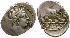 Ancient Coins - Gaul. Massalia AR Drachm / Lion