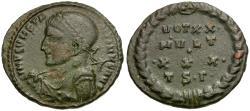 Ancient Coins - Constantine I the Great (AD 306-337) Æ Follis / Votive