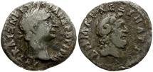 Ancient Coins - Trajan. Cyrenaica. Cyrene AR Hemidrachm / Zeus Ammon