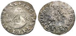 World Coins - Bulgaria. Ivan Stracimir (1356-1397) AR Grosch