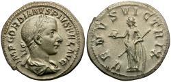 Ancient Coins - Gordian III (AD 238-244) AR Denarius / Venus