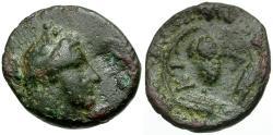 Ancient Coins - Bithynia. Kios Æ12 / Mithras