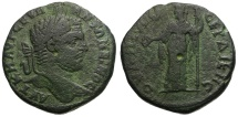 Ancient Coins - Caracalla. Thrace. Serdica Æ30 / Hera