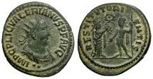 Ancient Coins - Valerian I AR Antoninianus / Pellets