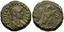 Ancient Coins - Probus. Egypt. Alexandria Æ Tetradrachm / Eagle