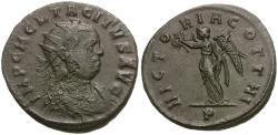 Ancient Coins - Tacitus (AD 275-276) Æ Antoninianus / Victory