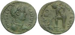 Ancient Coins - Severus Alexander (AD 222-235). Troas. Alexandria Æ As