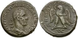 Ancient Coins - Trajan Decius. Seleucis and Pieria. Antiochia ad Orontem Billon Tetradrachm