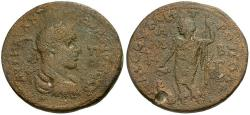 Ancient Coins - Gordian III. Cilicia. Tarsos Æ33 / Dionysos