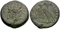 Ancient Coins - Ptolemaic Kings of Egypt. Ptolemy VI (AD 180-145 BC). Regency of Cleopatra AE30