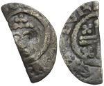 World Coins - Great Britain. Plantagenet Dynasty. Henry II (1158-1180) AR Penny. Short Cross type. class Ib1 / Cut for Change