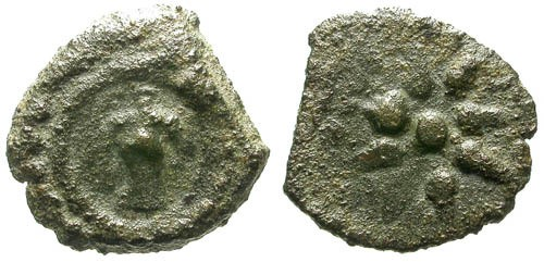 Ancient Coins - Genuine Biblical Widow's Mite