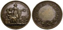 World Coins - aEF Italy Æ Medal for Exposition Varesina by Broggi (Unawarded)