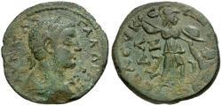 Ancient Coins - Gallienus. Cilicia. Seleucia (Seleuceia ad Calycadnum) AE26 / Athena attacking Giant