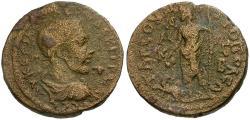 Ancient Coins - Trajan Decius. Cilicia. Tarsos Æ29 / Dionysos
