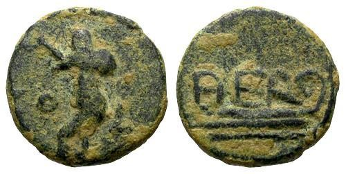 Ancient Coins - VF/VF Phoenicia Berytus / Rare Colonial Issue