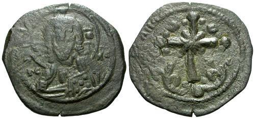 Ancient Coins - F/gF Anonymous Class I Follis