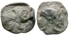 Ancient Coins - Mysia. Lampsakos AR Trihemiobol
