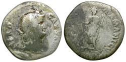 Ancient Coins - Nero (AD 54-68) AR Denarius / Nero