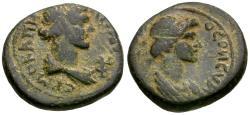 Ancient Coins - Lydia. Hermocapelia. Pseudo-autonomous Æ15
